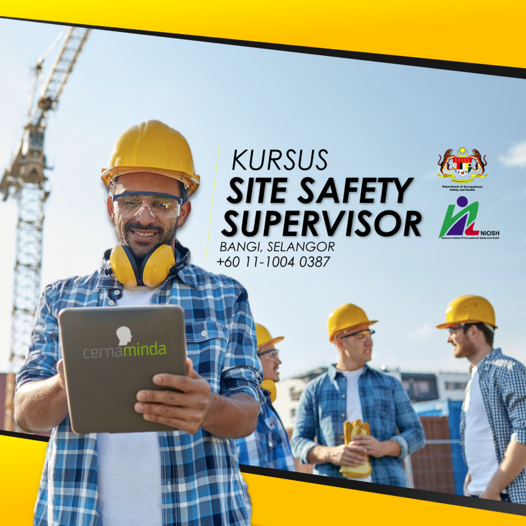 Kursus Site Safety Supervisor